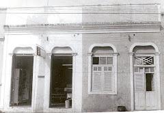 Casa onde nasceu Waldemar Falcão