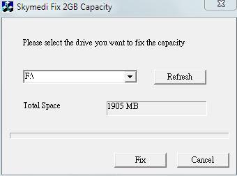 Cara Menambah Kapasitas Flashdisk