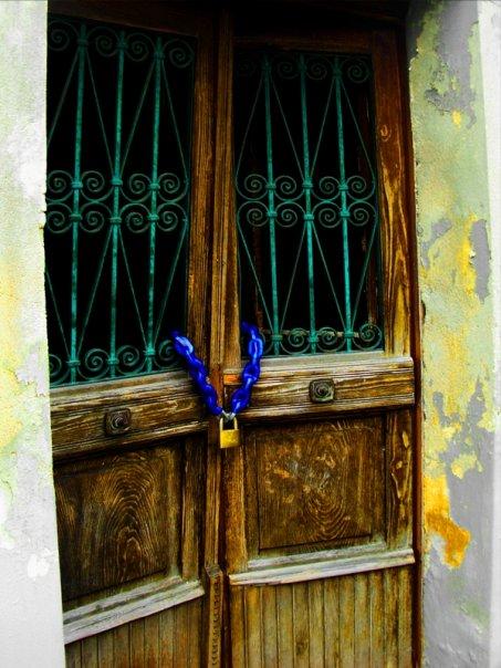 La stanza dei pensieri la porta chiusa for Porta chiusa