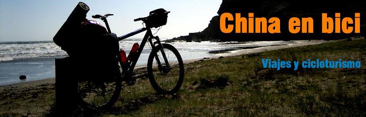 China en bici