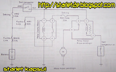 mizan94blitar, Wiring diagram