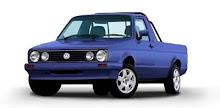 Volkswagen Rabbit Pickup / VW Caddy