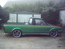 Volkswagen, VW, Rabbit Pickup or VW Caddy