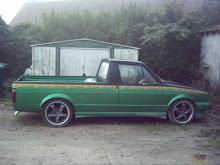 Volkswagen, VW, Rabbit Pickup or VW Caddy