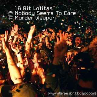 16 Bit Lolita's* 16 Bit Lolitas - Cold Energy / Smoke Signals