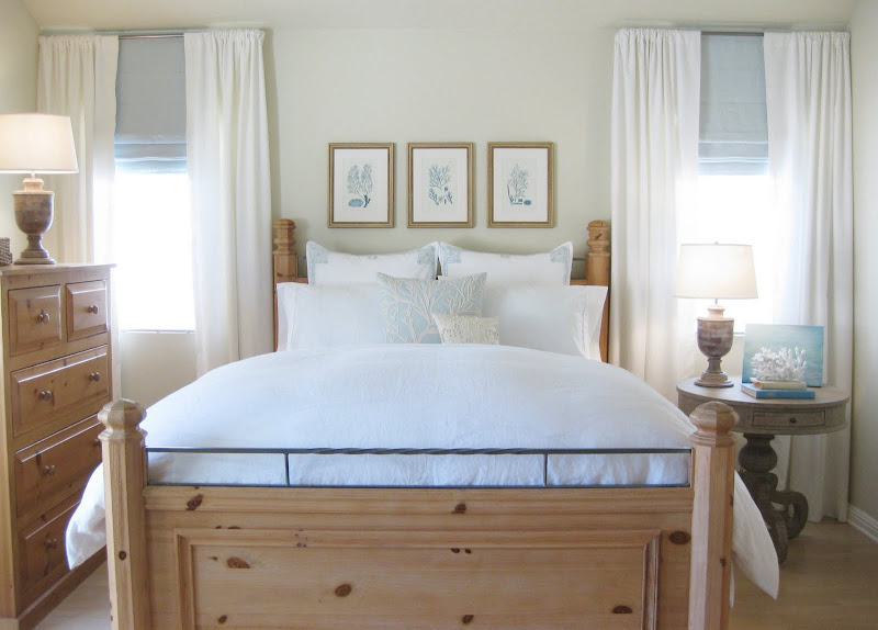 Before and After: Bedroom Remodel on a Budget title=
