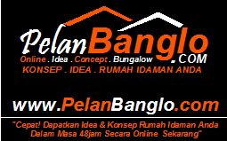 Kedai Online Pelan Rumah Banglo Idaman Anda