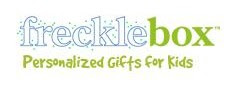 Frecklebox Personalized Gifts Review & Giveaway