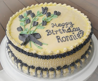 Birthday Cake For Ronnie : Heart of Mary: February 2010