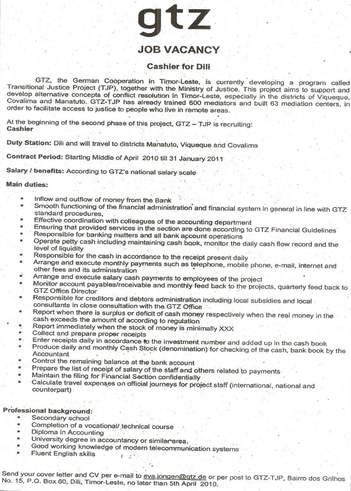 cover letter cashier canada   100  original papers - attractionsxpress com