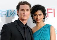 Matthew McConaughey è di nuovo papà