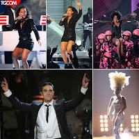 Brit Awards 2010: Lady Gaga è la regina della serata