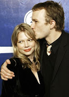 MICHELLE WILLIAMS E IL SUO DOLORE PER HEATH