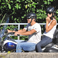 George Clooney ed Elisabetta Canalis: è flirt?