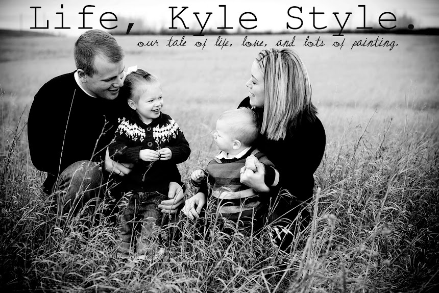 LIFE, KYLE STYLE