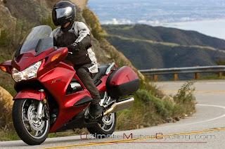 2010 Sport Touring Motorcycle Honda ST1300
