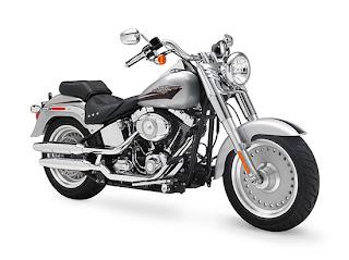 Modern Classic Motorcycles Harley-Davidson Fat Boy FLSTF 2010