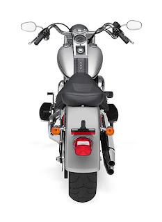Luxury Touring Motorcycles Harley-Davidson Fat Boy FLSTF 2010