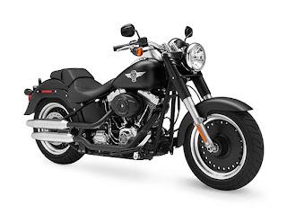 Vintage Motorcycles Harley-Davidson Fat Boy Lo FLSTFB 2010