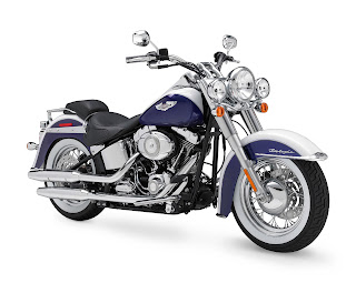 New Classic Motorcycles Harley-Davidson Softail Deluxe FLSTN 2010