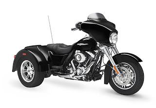 New Classic Motorcycles Harley-Davidson Street Glide Trike FLHX 2010