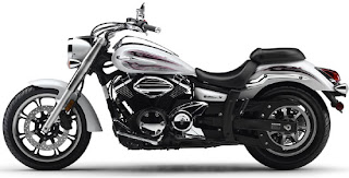 2010 Cruiser Motorcycles Yamaha V-Star 950