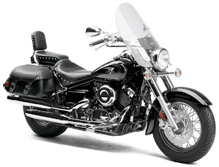 Vintage Motorcycles Yamaha V-Star 650 Silverado 2010