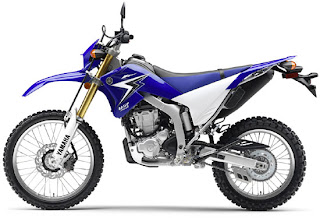 2010 Adventure Motorcycles Yamaha WR250R