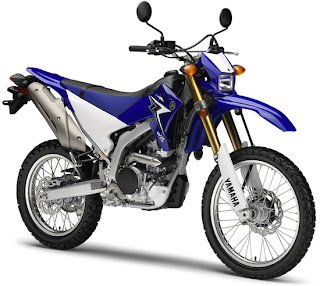 2010 Sports Motorcycles Yamaha WR250R
