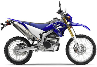 2010 Trail Motorcycles Yamaha WR250R