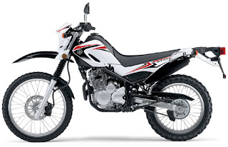 2010 Adventure Motorcycles Yamaha XT250