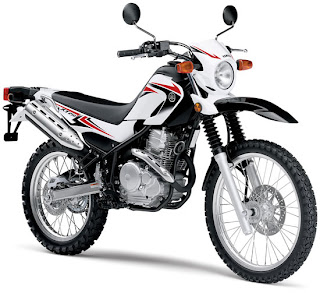 2010 Yamaha XT250 Motorcycle Cover