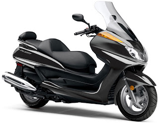 Best Scooter Motorcycles Yamaha Majesty 2010