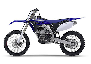 2010 Yamaha YZ250F Motorcycle Parts