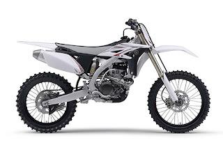 Elegant Sports Motorcycles Yamaha YZ250F 2010