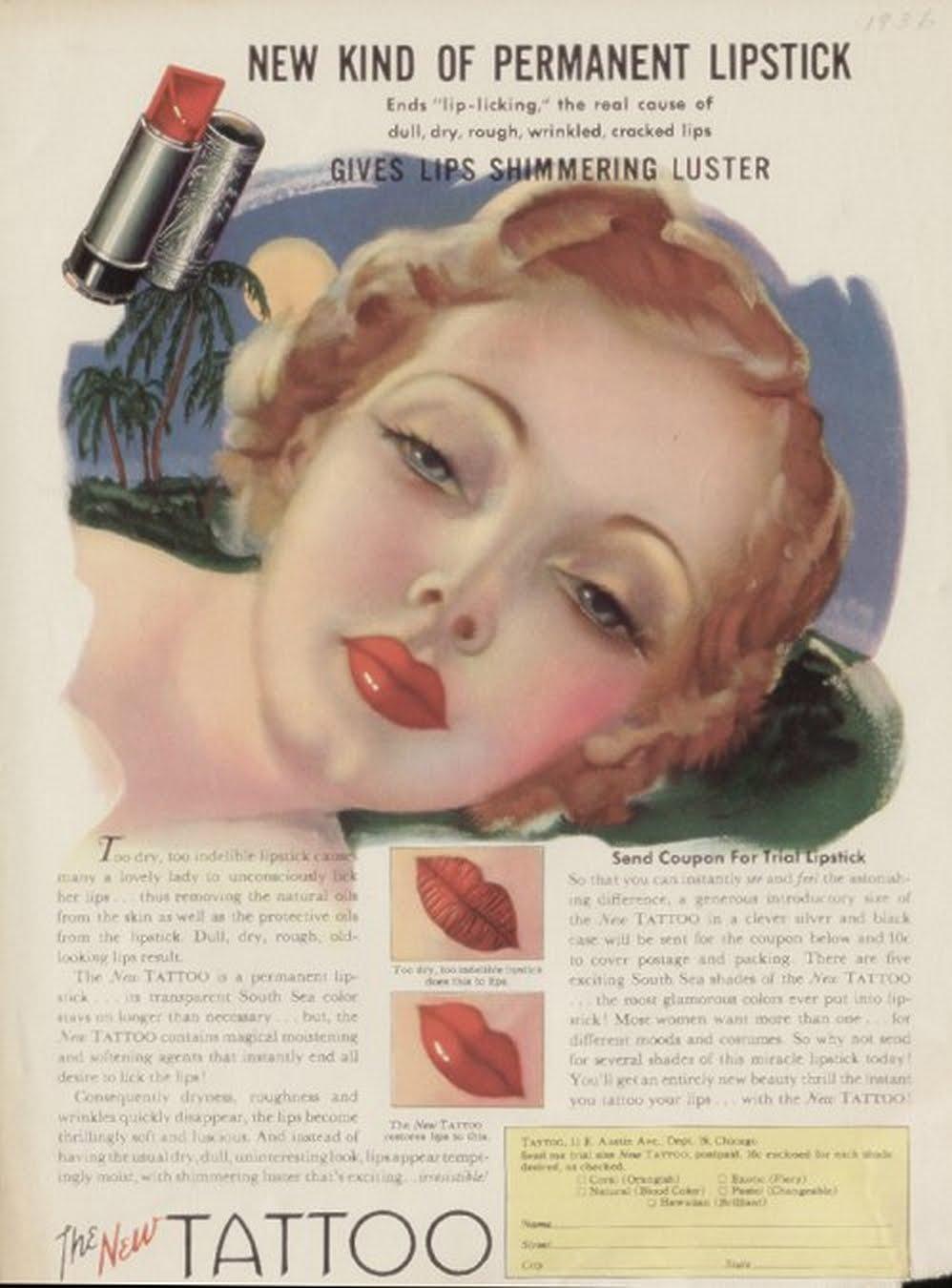1920s Makeup Ads Dress Images - 1920s-makeup-ads