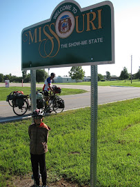 Missouri says HI!