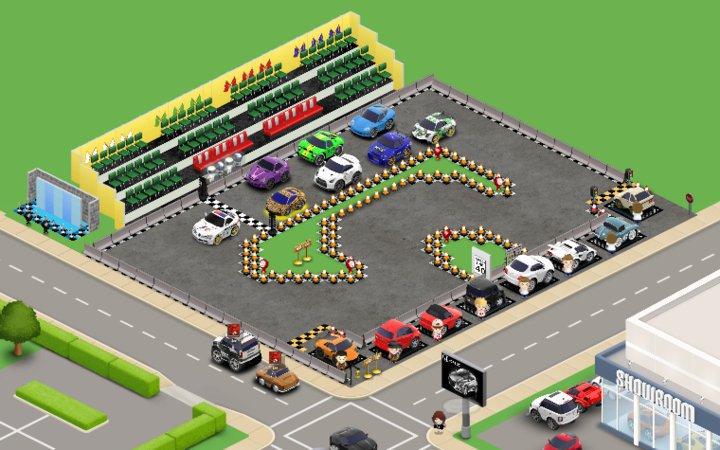 template car town
