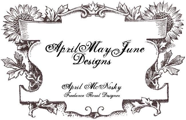 AprilMayJune Designs