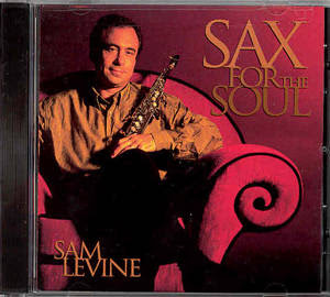 Sam+Levine+ +Sax+for+the+Soul Sam Levine   Sax for the Soul   Cd Instrumental