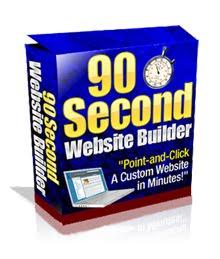 90 Sec Webbuilder