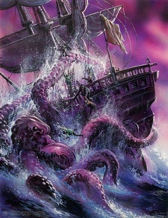 Confronting the kraken photo