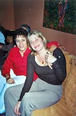 Con Carlota Sosa