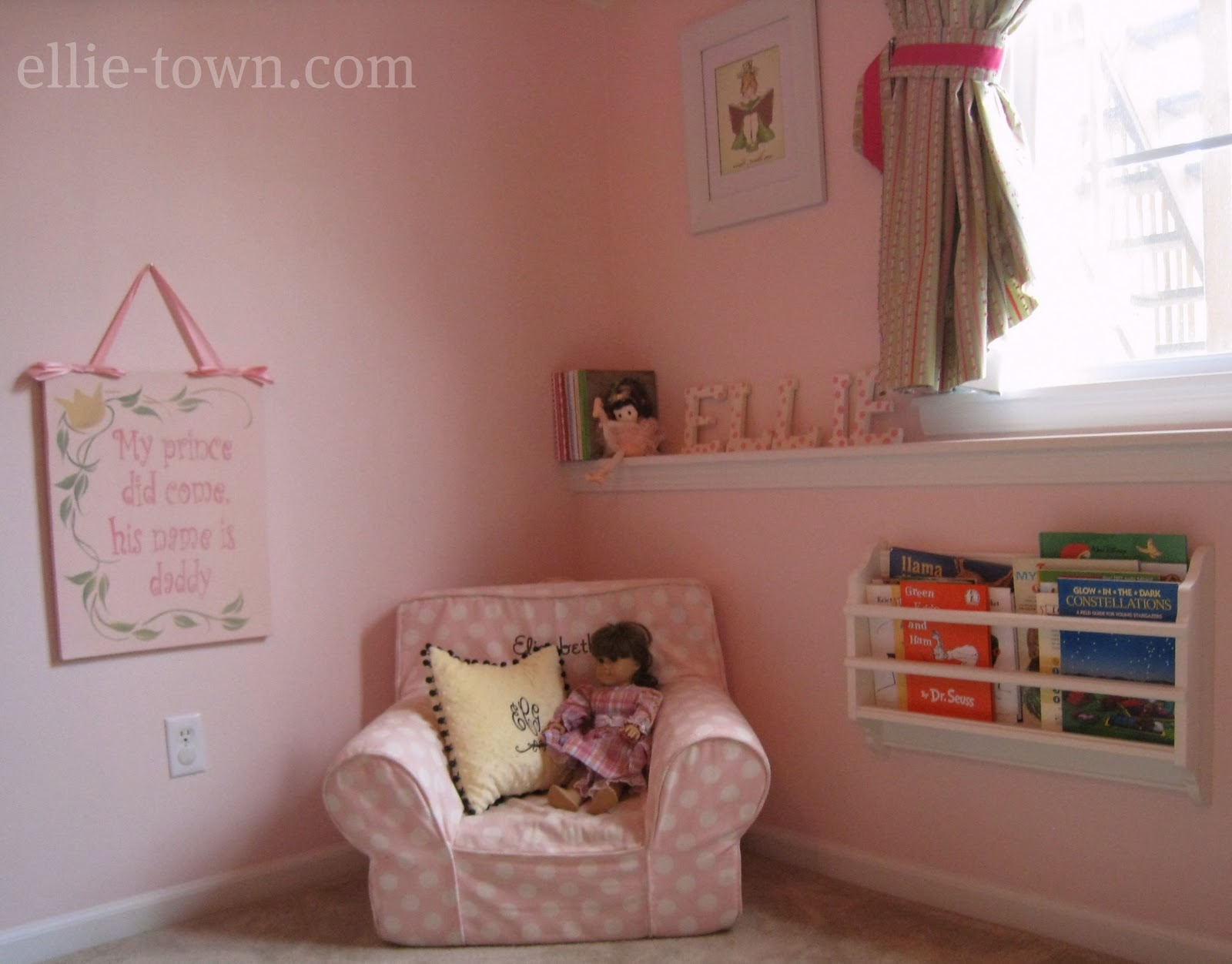 Pottery Barn Kids Garden Bedroom — The Little Style File