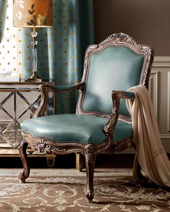 Gracefully Vintage: French Furniture