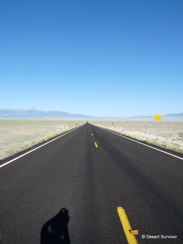 long straight road - photo #21