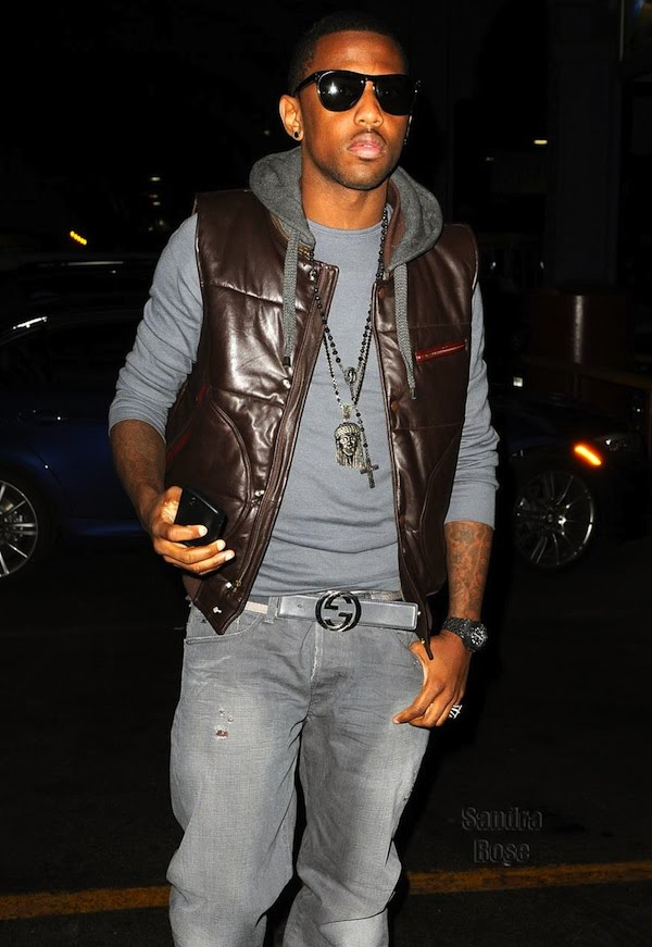kick game fabolous in ysl patent leather hightop sneaker