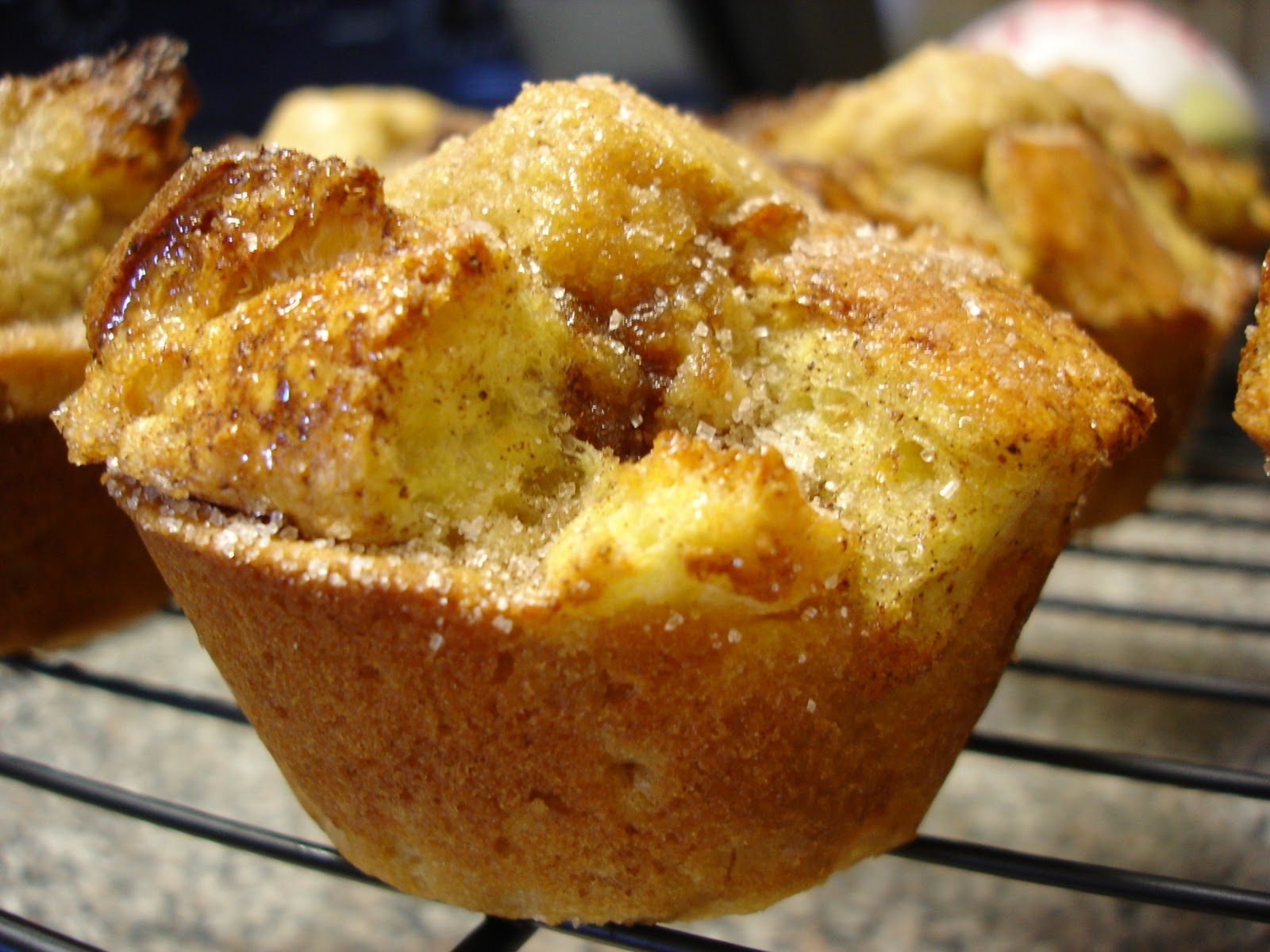 The Law of Cupcakes: Sunday Morning: French Toast Muffins