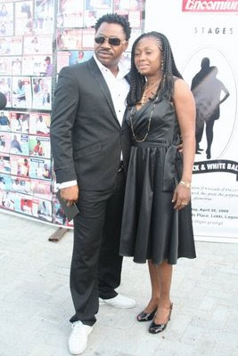 See Sunny Nneji Romantic Anniversary Message to his Wife .