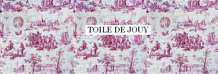 TOILE DE JOUY